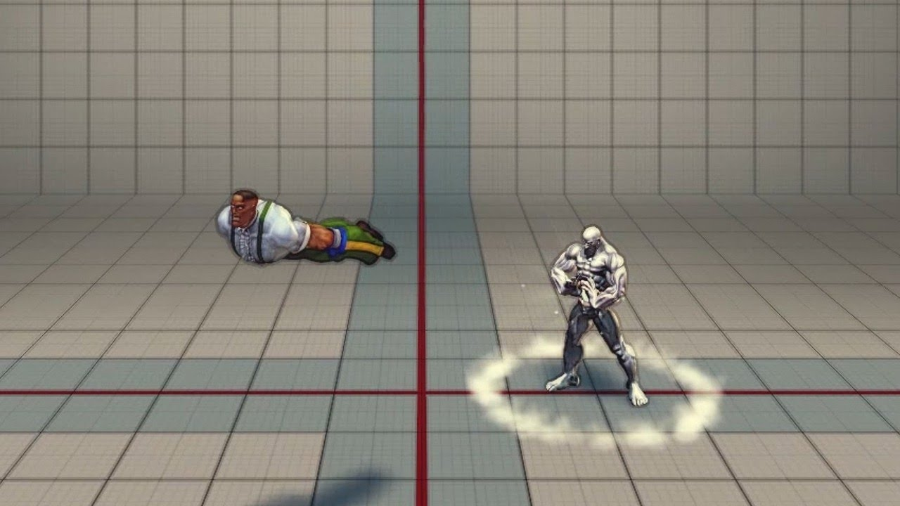 Street Fighter IV - All Ultra Combos - No Camera Angles