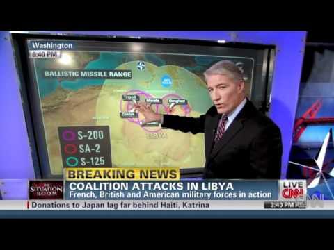 "Break Down of  ""Odyssey Dawn"" US-EU Military Operation Against Libya - Dawn of Another World Crisis"