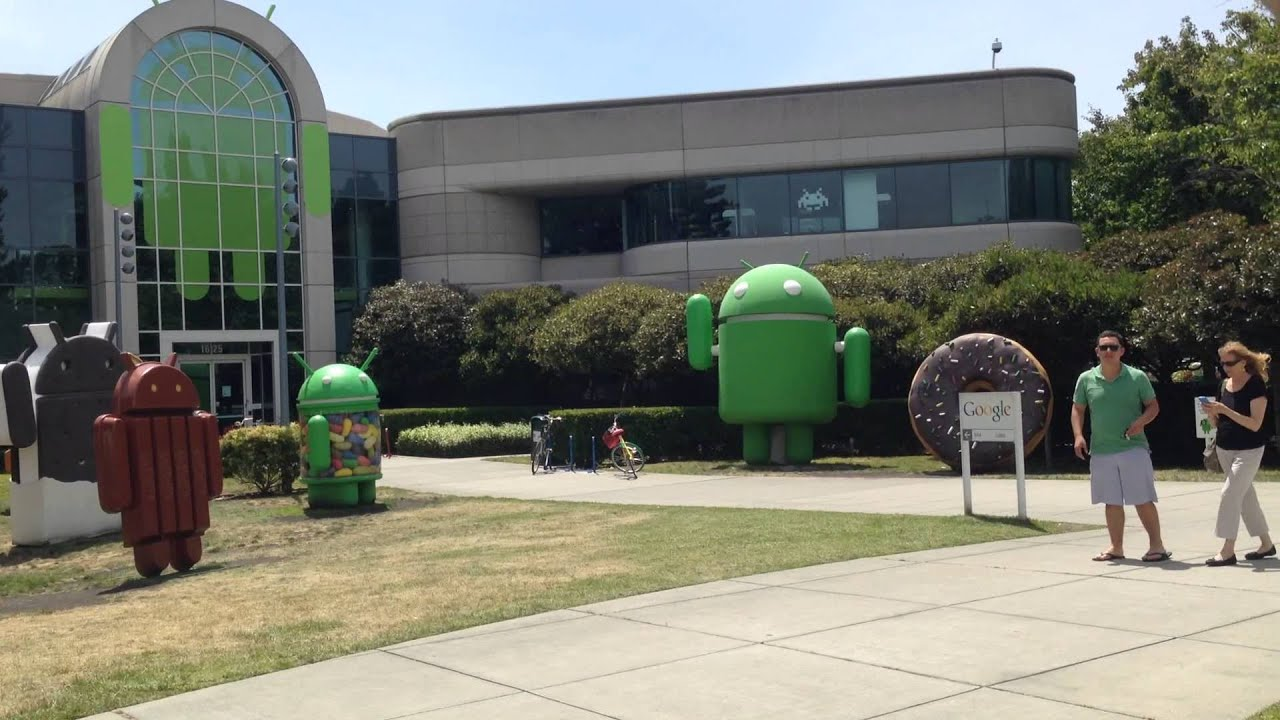 google hq office mountain view california. Google HQ Office At Mountain View California Hq G