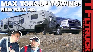 Which Model Of The 2019 Ram Heavy Duty Is The Best? First Towing Review
