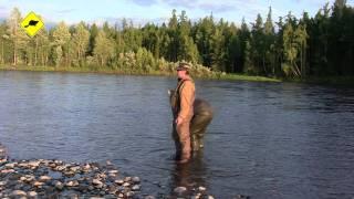 Реки Тувы Семёрочка 1.m2t(рыбалка в туве сплавы по горным рекам ловля спиннингом хариус ленок таймень., 2011-11-28T19:05:30.000Z)