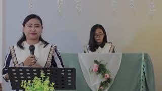Ibadah Perjamuan Kudus GKJW Tropodo 02 Agustus 2020