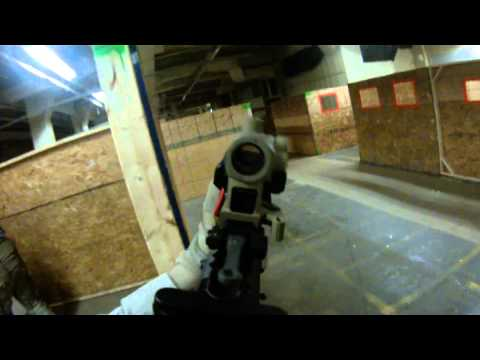 Cleveland Indoor Airsoft Skirmish (Submitted By AirsoftSwatTeam41)