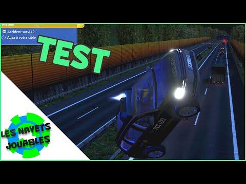Test - Autobahn Police Simulator