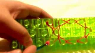 Rainbow Loom Ribbon/Scarf - hidden closure method Thumbnail