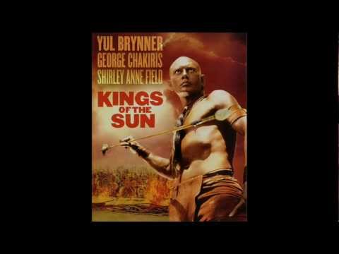 Kings of the Sun is listed (or ranked) 12 on the list The Best Yul Brynner Movies