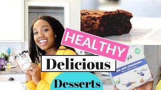 Get Healthy with Me: Desserts | Easy Healthy Delicious Desserts