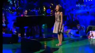 Late Late Toy Show 2012 - O Holy Night by Rachel and Ferdia