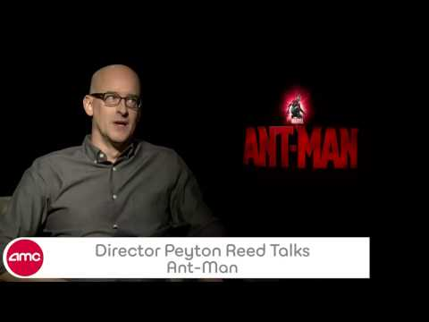 Director Peyton Reed Talks AntMan