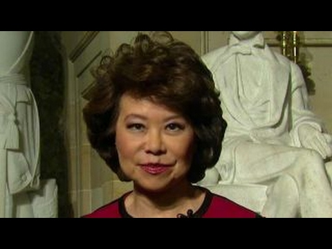 Secretary Chao on Trump