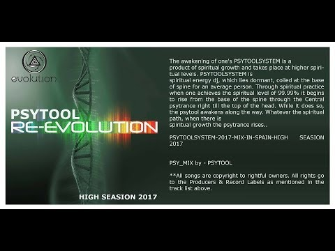 PSYTOOLSYSTEM 2017 MIX IN SPAIN HIGH SEASION 2017