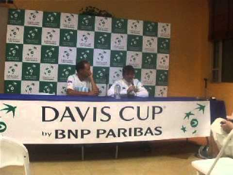 Interview with Berlocq
