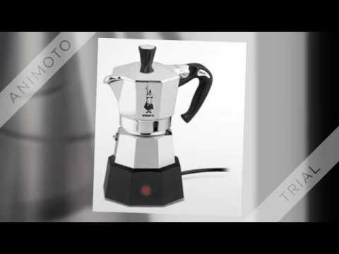 elektrischer espressokocher test testberichte vergleiche youtube. Black Bedroom Furniture Sets. Home Design Ideas