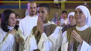 Aparición de la Virgen María (SOLO APARICIÓN) - 13/08/2017 (EN VIVO)