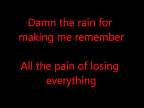 danm the rain randy rogers lyrics