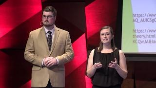 Living with Brain Injuries Taught Us Advocacy | Brandon Kidney Lauren Migliaccio | TEDxCSU