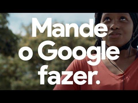 Google Assistente: Mande o Google fazer.