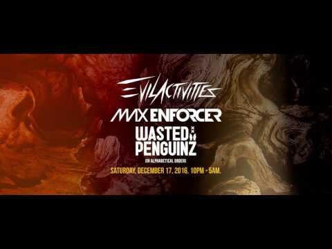 Wasted Penguinz Sydney 2016 Trailer