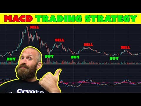 MACD Trading Strategy For Cryptocurrency [Trading Tip]