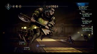 Octopath Traveler (Switch) - Part 35: Moral Bankruptcy (Omar Boss Fight)
