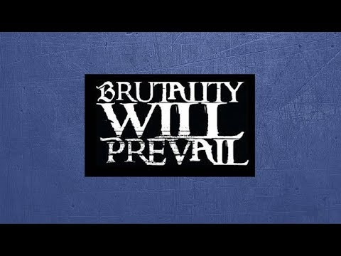Brutality Will Prevail Boomtown Fair 2019 Interview