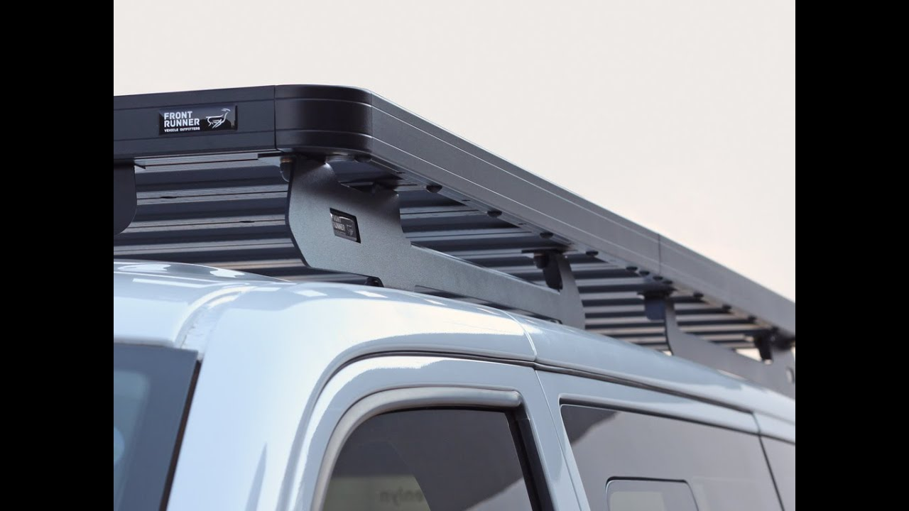 New VW T5 CVC Expedition Aluminium Roof Rack & Accessories ...