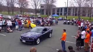9th Annual UMASS Car Show Exhaust Competition