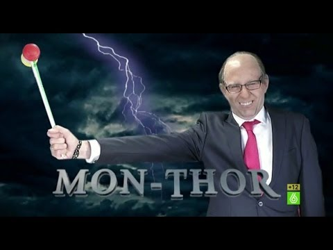 """Joaquín Reyes - 'Mon-Thor', el poderoso: """"Esto no lo arregla ni Chicote encabronao"""""""