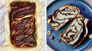 Babka Chocolat Noisette façon BREADS Bakery | NEW YORK EP6 | William's Kitchen