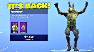MOTHMANDO SKIN & MIME TIME IS BACK! Fortnite ITEM SHOP [January 21, 2019] | Fortnite Battle Royale