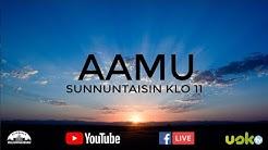 AAMU 5.4.2020 Ehtoollinen
