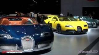 Dubai Motorshow 2011 in 90 seconds - Highlights