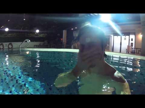 Swimming pool - Hilton Hotel - Kuala Lumpur - Malaysia