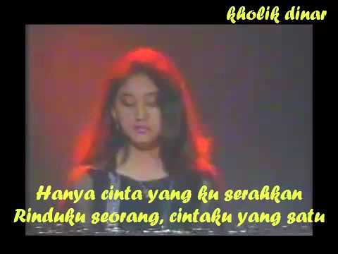 Nike Ardilla - Jeritan Rindu (Lirik Video)