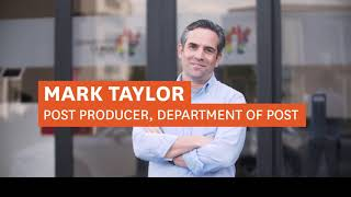 Mark Taylor: Auckland's starring role