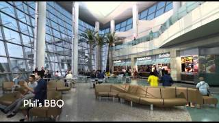 The Green Build Terminal 2 Expansion at San Diego International Airport
