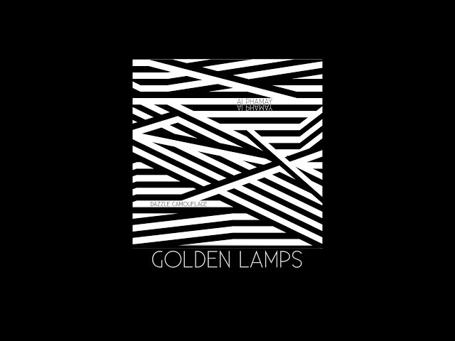 Alphamay - 11 Lamps of Gold - Dazzle Camouflage