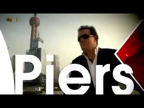 Piers Morgan on Shanghai l The Lifestyle of The Rich and Famous In China