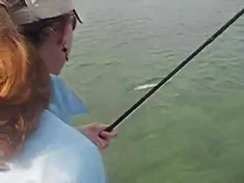 Fly Fishing For Tarpon, Bonefish, And Sharks In The Lower Keys