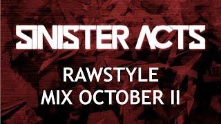 Rawstyle Mix October II 2017
