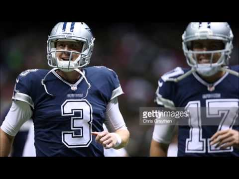 Kellen Moore, Dallas Cowboys #NeverForget
