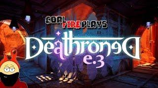 Deathroned - UNIMAGINABLE POWER - Demo E3