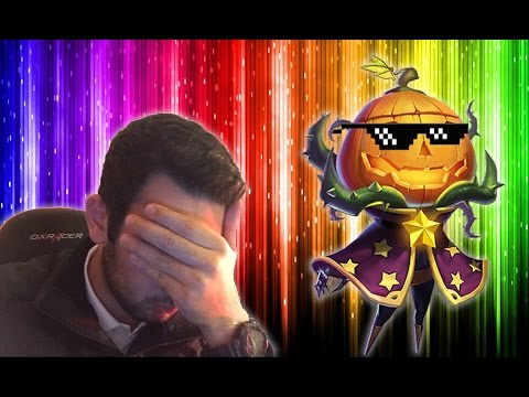 (REACTING) To When I Rolled PUMPKIN DUKE!!!