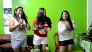 Ate Dory sings Inano ni kwan
