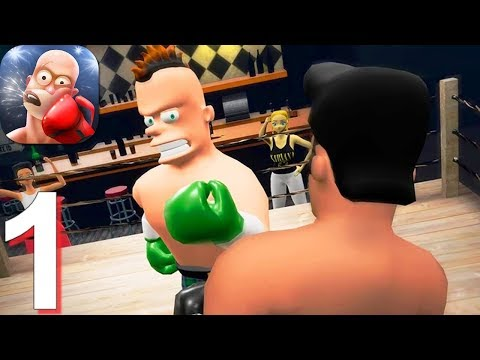 Smash Boxing - Gameplay Walkthrough Part 1 (Android, IOS Game)
