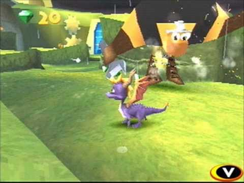 Spyro 2 Beta Differences