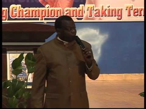 DAY 1 PART 1 Apostle Julius Peter Oyet 21 DAYS OF MIRACLES 2010/11