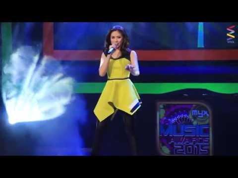 MYX Music Awards: Kilometro by Sarah Geronimo [LIVE!]