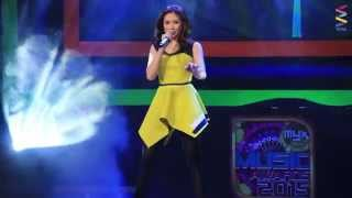 MYX Music Awards: Kilometro by Sarah Geronimo [LIVE!]