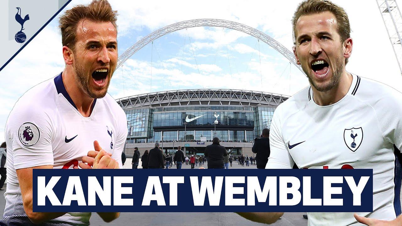 Download Harry Kane's 10 BEST Spurs goals at WEMBLEY!